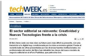 eForo Publidisa 2012